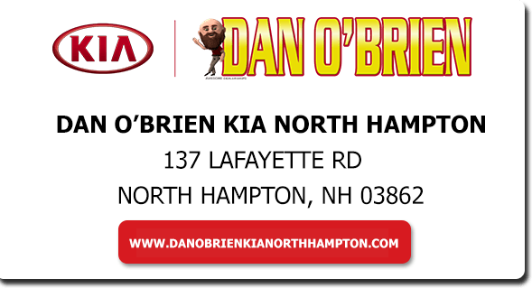 Dan O'Brien KIA North Hampton