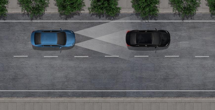 2019 Toyota C-HR Standard Automatic High Beams