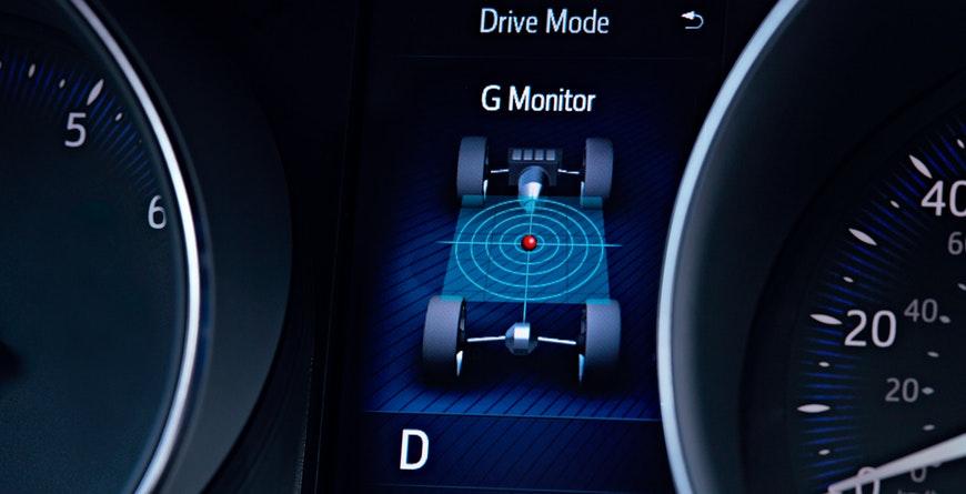 2019 Toyota C-HR Standard 4.2-in. color Multi-Information Display