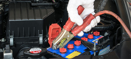 Genuine VW Battery and Installation