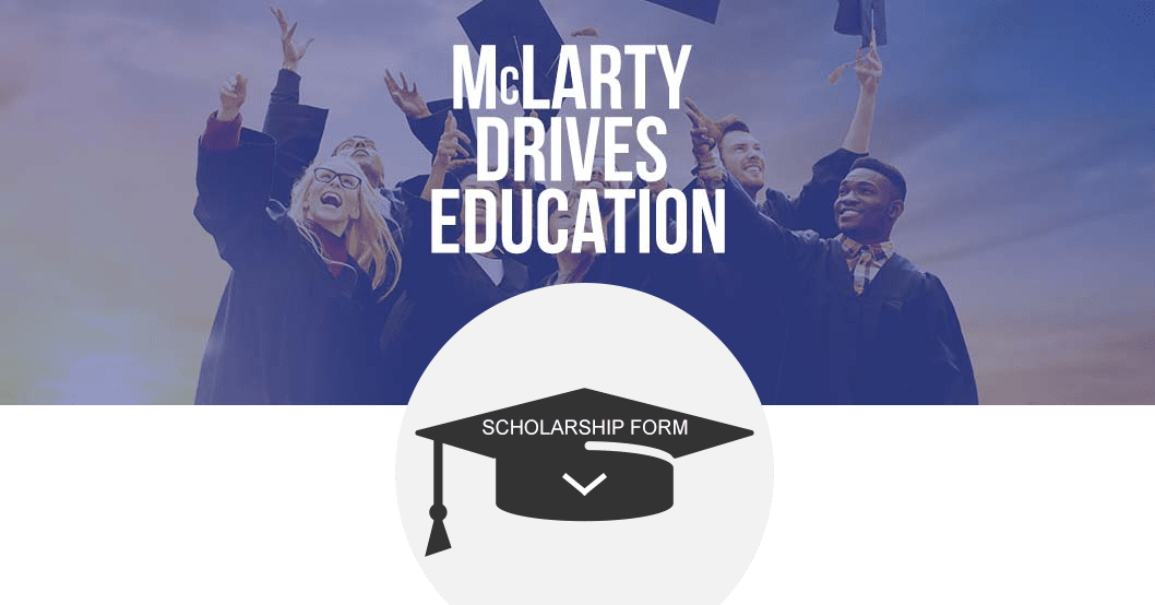 McLarty Drives Education