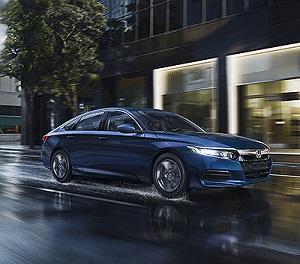 Honda Accord Safety Ratings: NHTSA