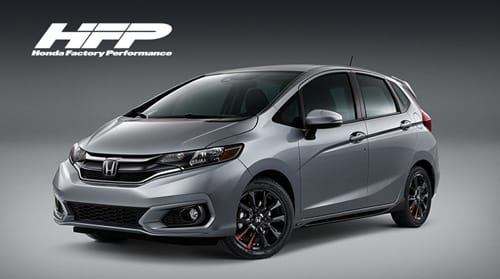 Honda Factory Performance Packages