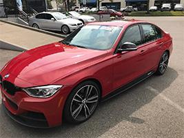 Used BMW 335i