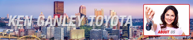 Learn about Ken Ganley Toyota near Pittsburgh, PA