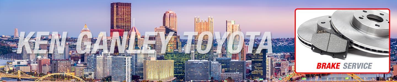 schedule car brake service in Pittsburgh, PA