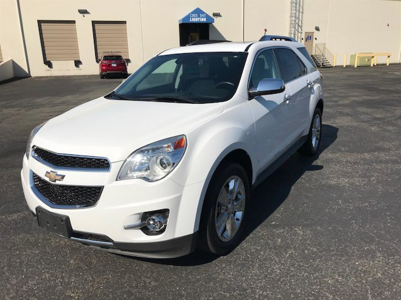 Used Chevy Equinox