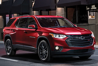 2019 Chevrolet Traverse in Quincy