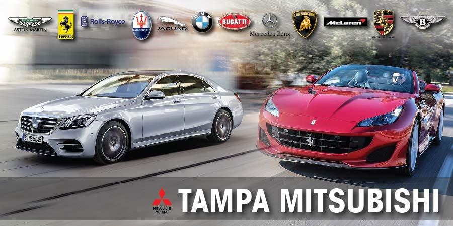 luxury car of mitsubishi  Tampa Mitsubishi   New