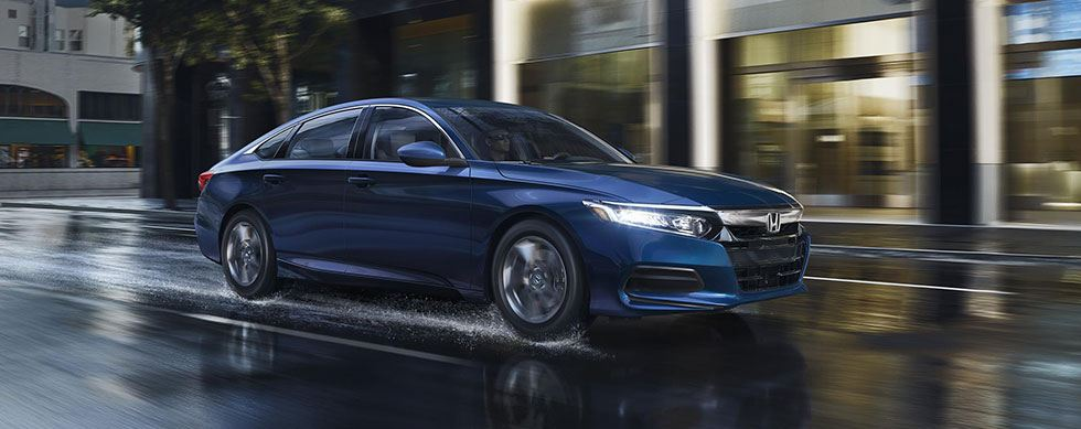 The 2018 Honda Accord is available at our Honda dealership in Lake City, FL.