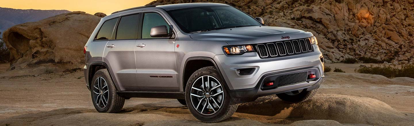 New Jeep SUVs for Sale in Ringgold near Dalton, Georgia