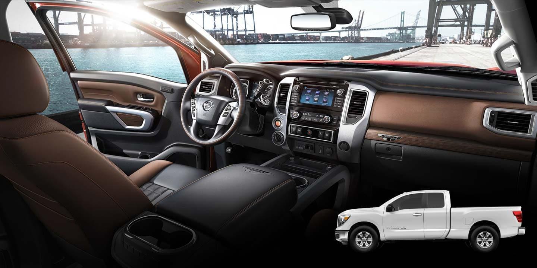 Find the 2018 Nissan Titan in Dalton, GA Now