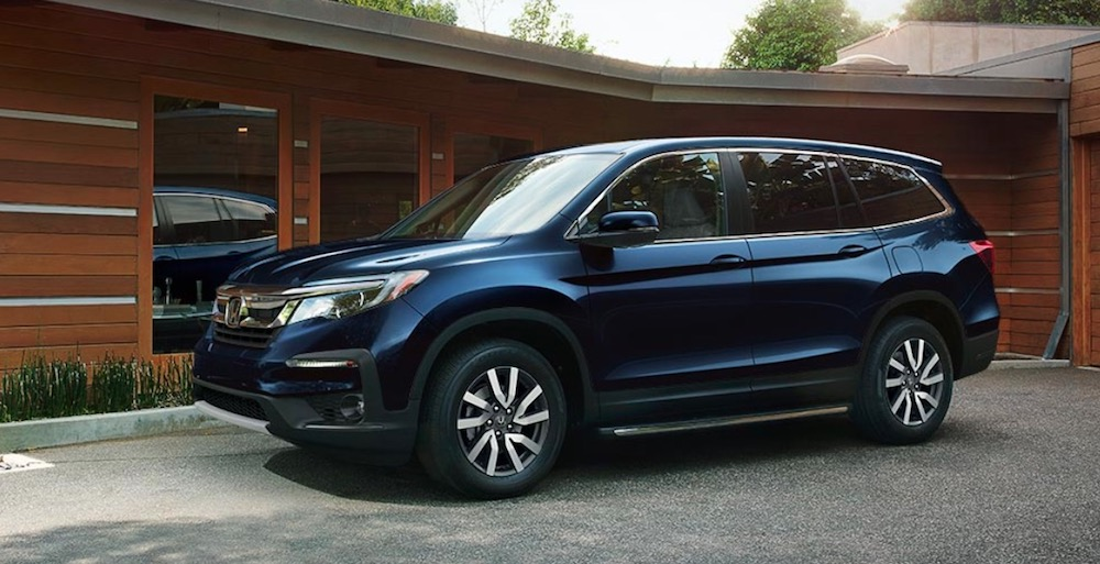 2019 Honda Pilot available in Hemet