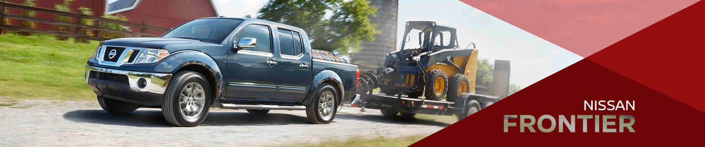 2018 Nissan Frontier at Nissan of Jefferson City