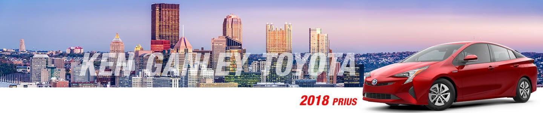 2018 toyota prius at Ken Ganley Toyota