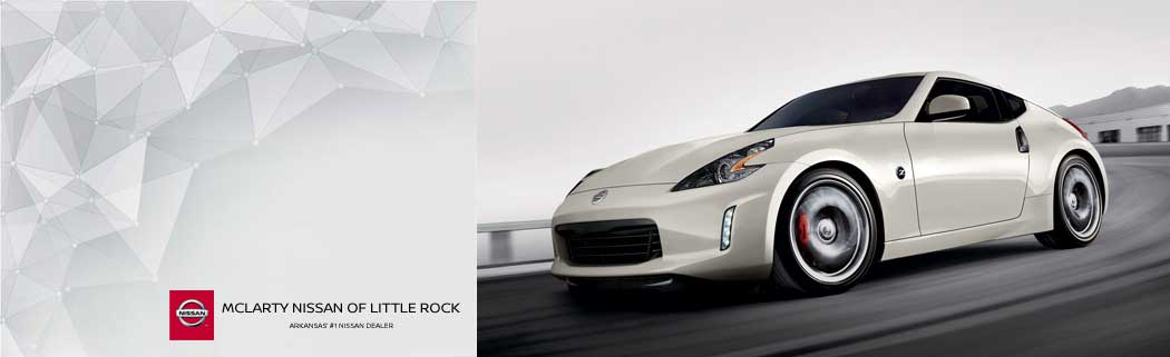 mclarty nissan of little rock schedule test drive