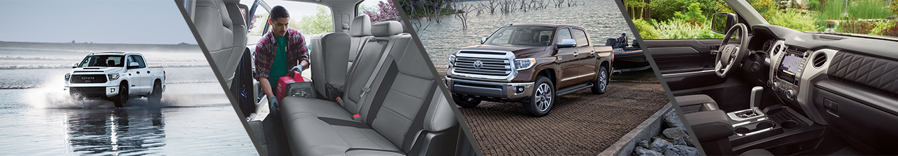 New Toyota Tundra for Sale in Bastrop, TX