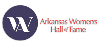 arkansas womens hall of fame logo