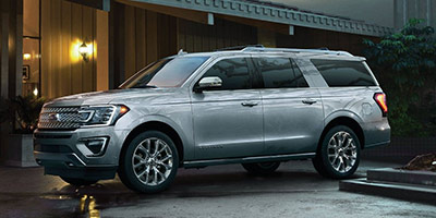 New Ford Expedition Max