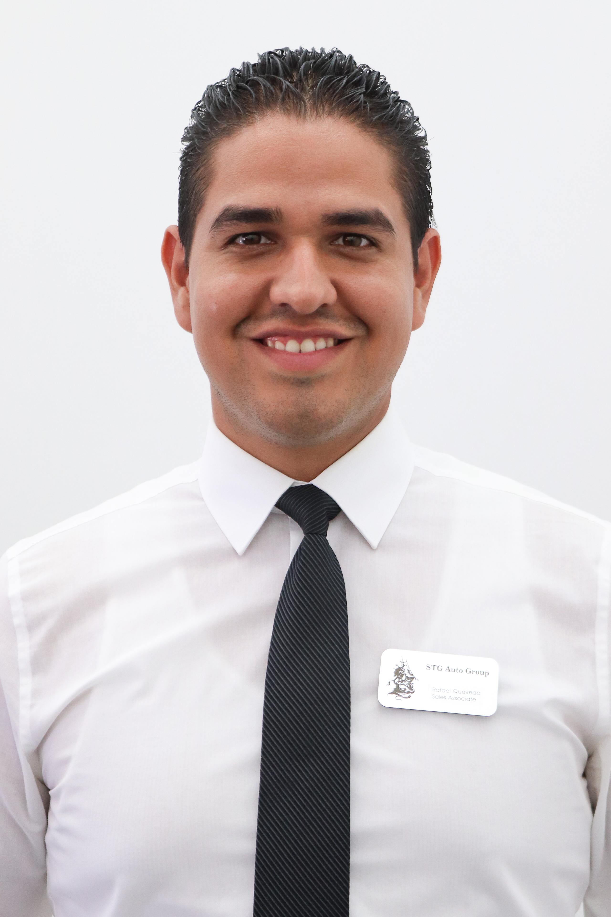 Rafael Quevedo Bio Image
