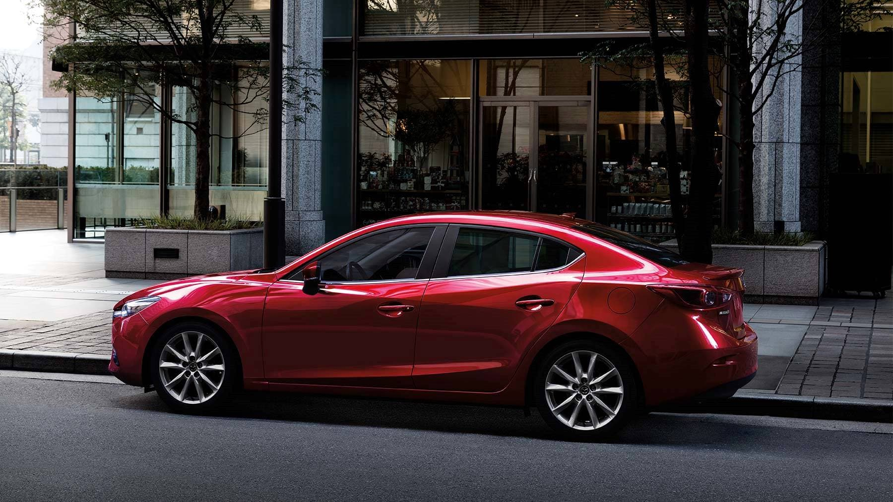 2018 Mazda3 4-Door Sedans For Sale In Columbia, Missouri Near Fulton