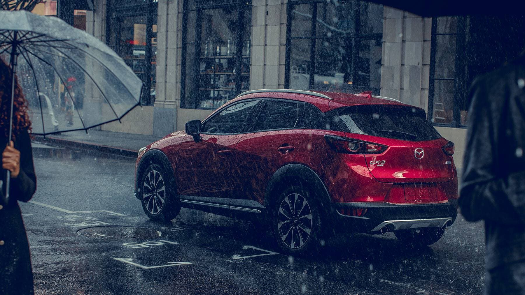 Explore The Refined 2019 Mazda CX-3 Lineup in Columbia, Missouri