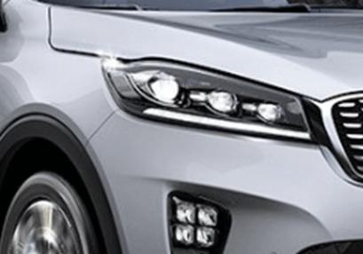 2019 KIA Sorento Headlights
