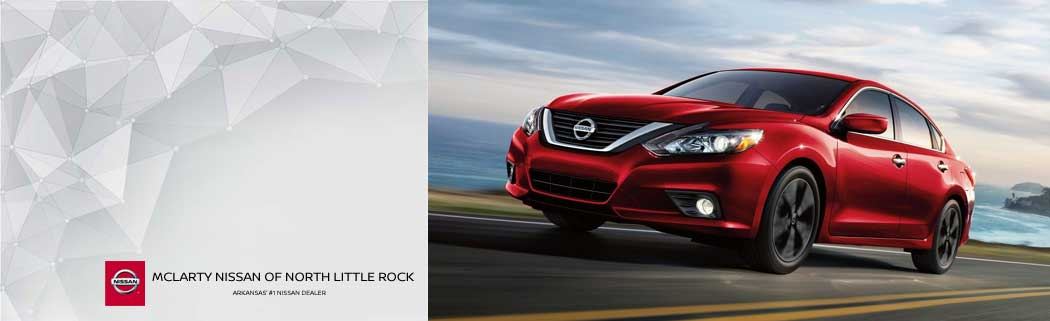 mclarty nissan of north little rock contact