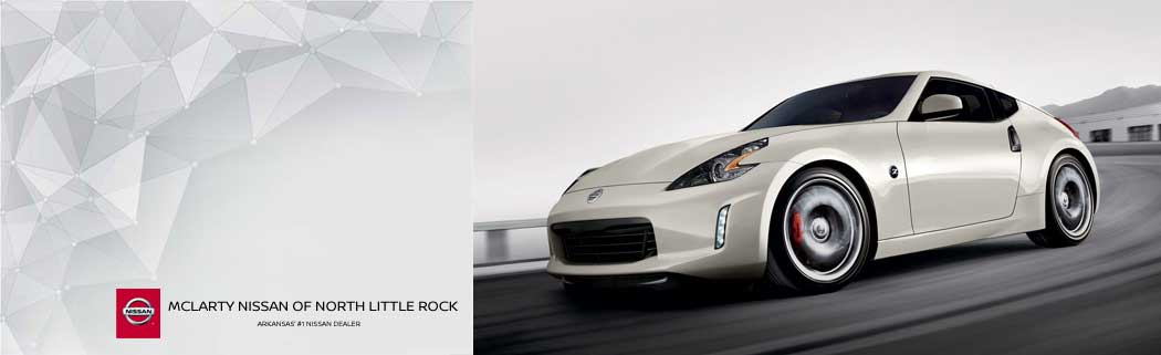 mclarty nissan of north little rock schedule test drive