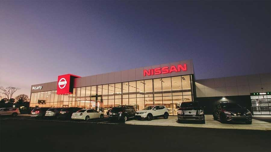 About Us Mclarty Nissan Of Benton