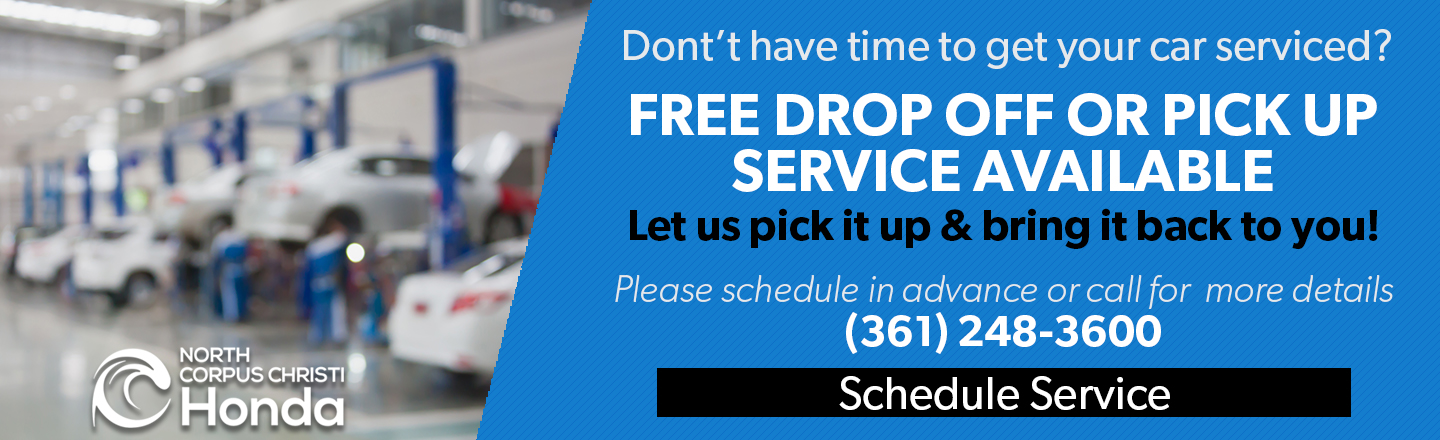 Exceptional Service Drop Off