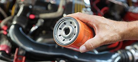 Engine Oil & Filter Change