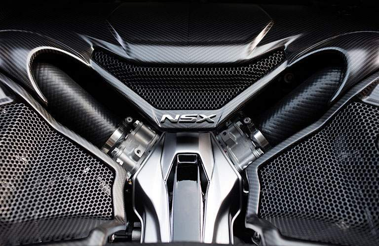 NSX Engine View