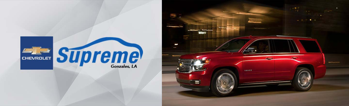 Exceptional Chevrolet Services In Gonzales, Louisiana