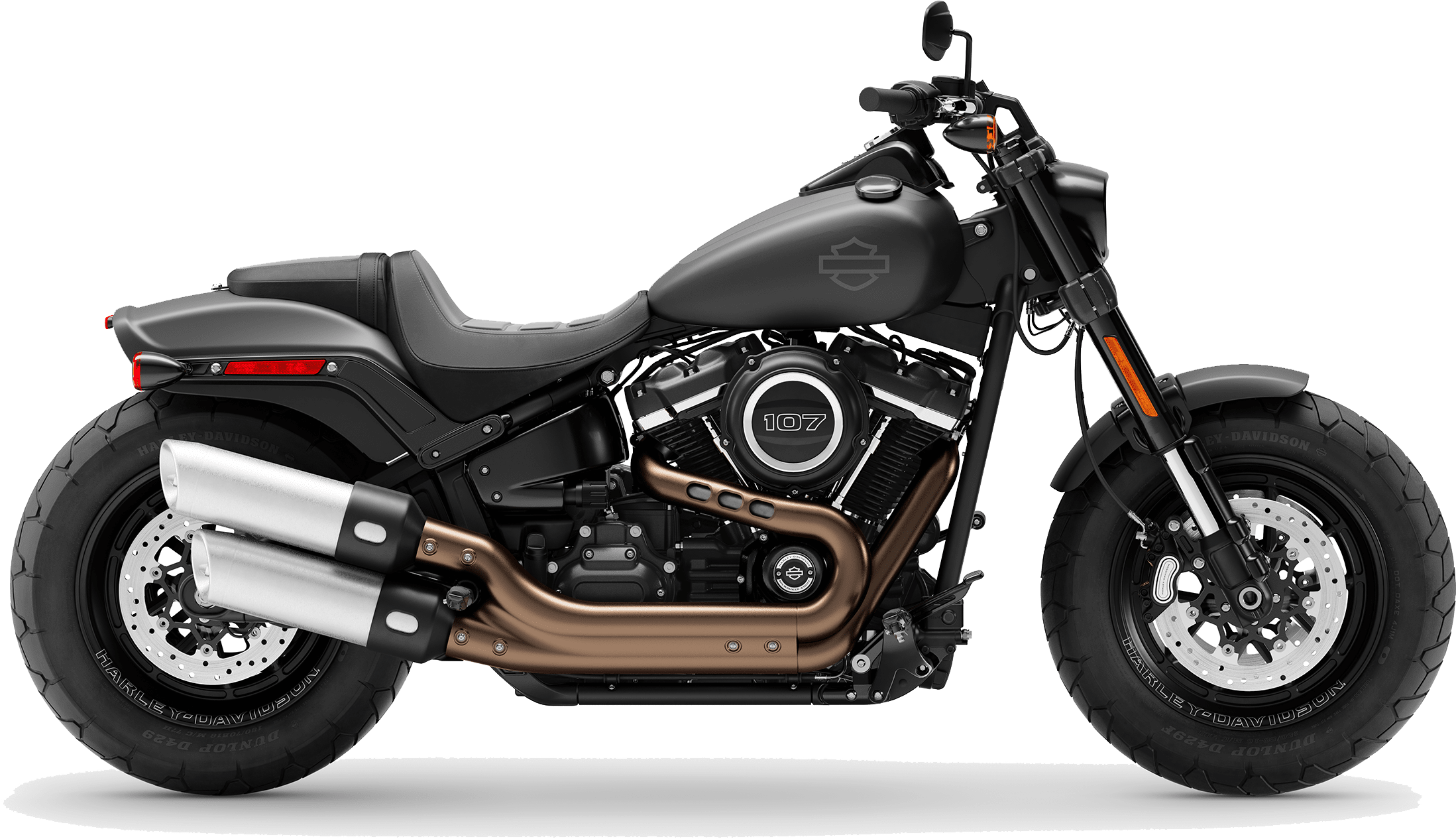 2019 Harley-Davidson Softail Fat Bob Black Denim