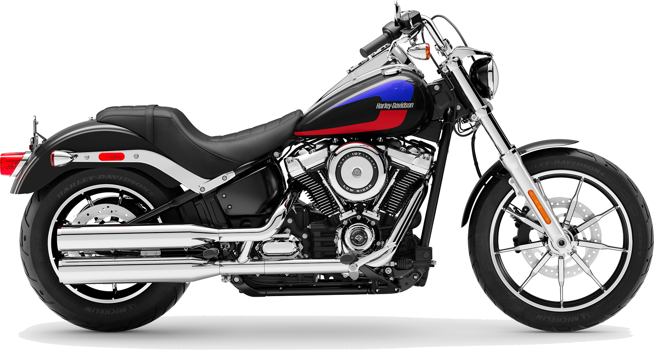 2019 Harley-Davidson Softail Low Rider® Vivid Black