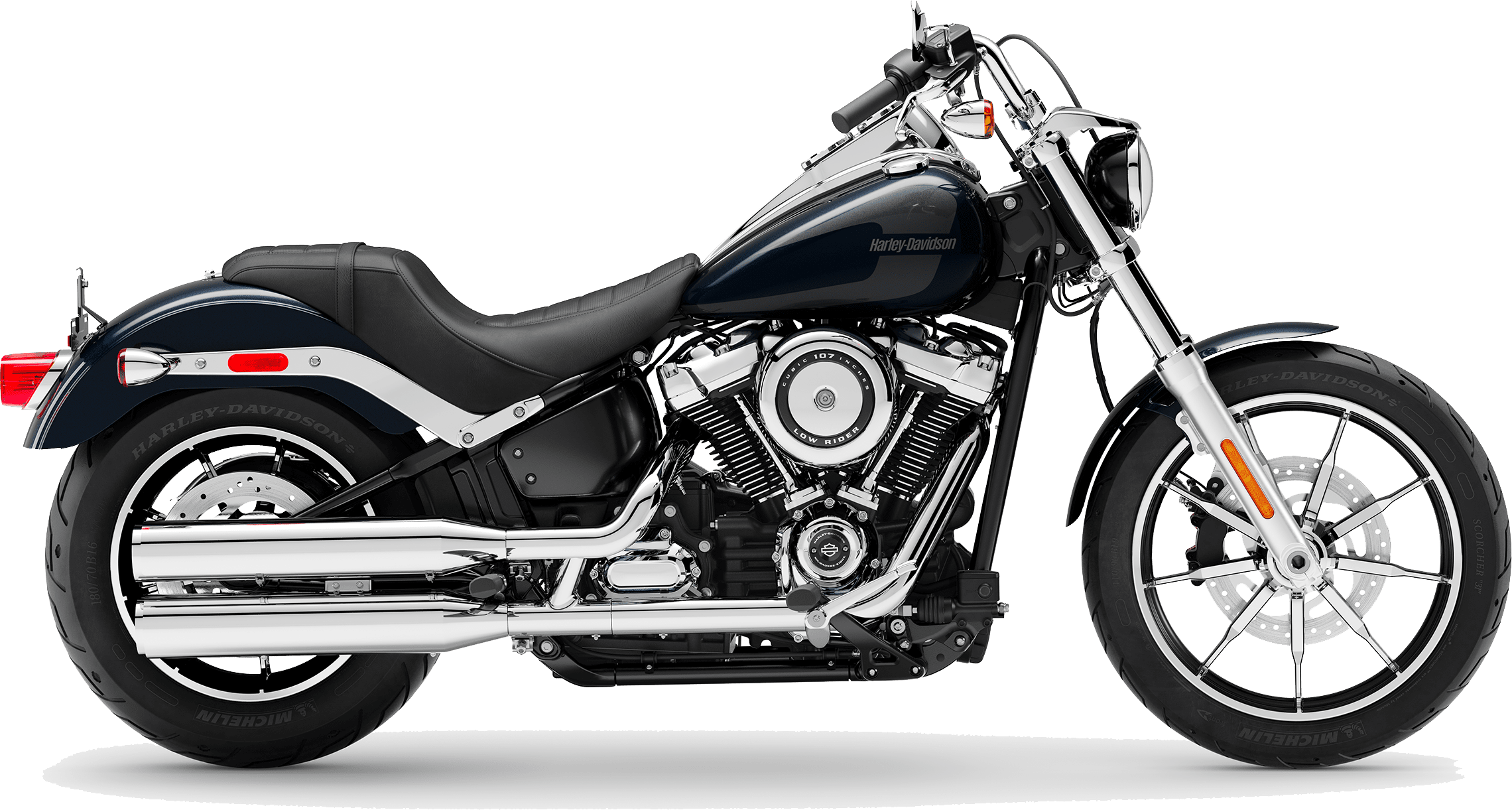 2019 Harley-Davidson Softail Low Rider® Midnight Blue