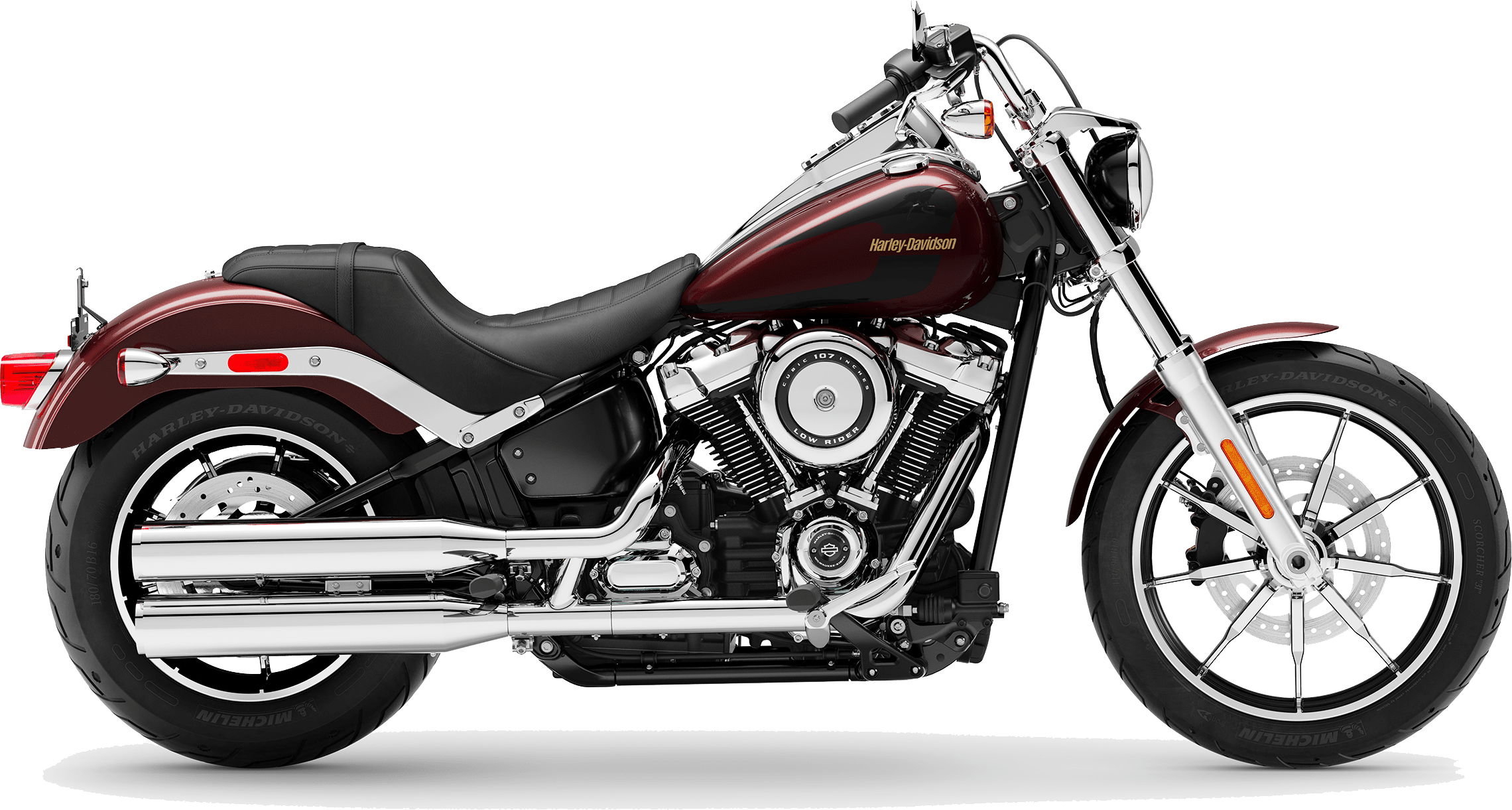 2019 Harley-Davidson Softail Low Rider® Twisted Cherry