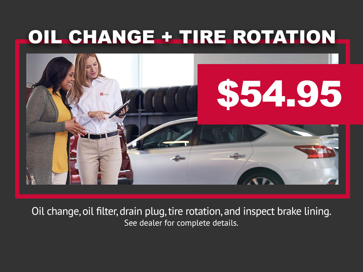 Nissan Altima: Tire rotation