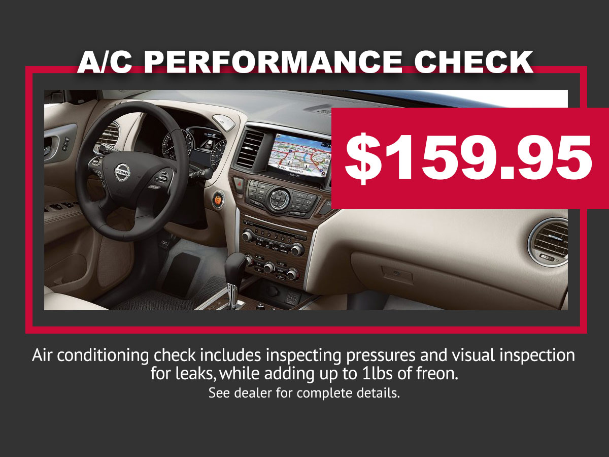Air Conditioning Performance Special Coupon