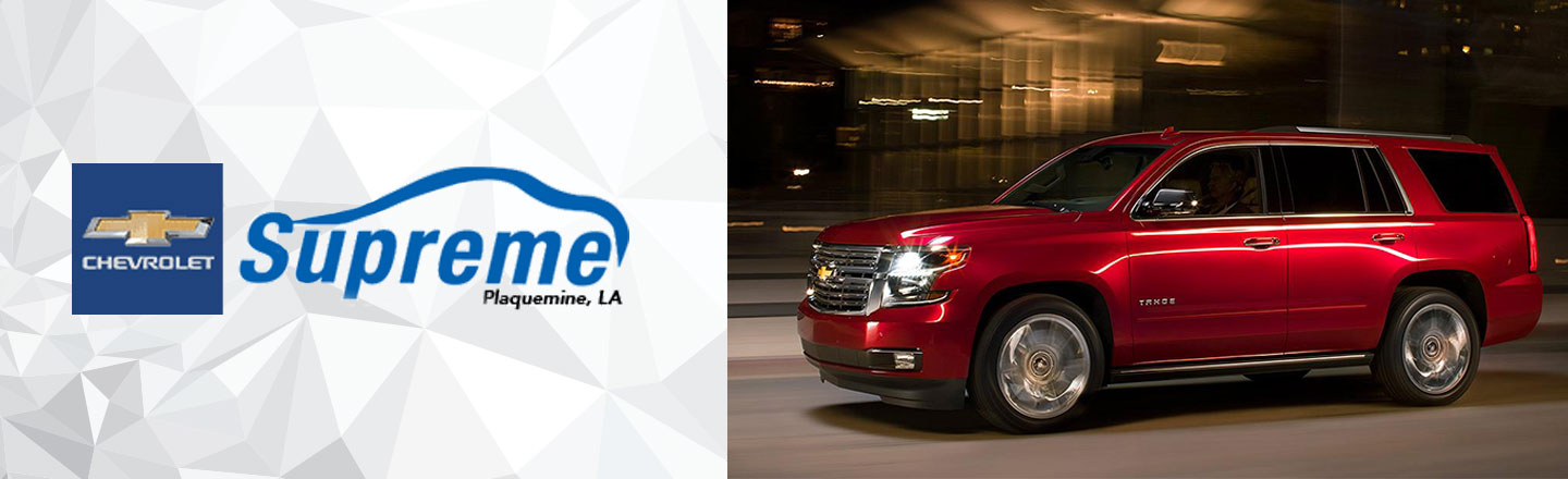 Cadillac and Chevrolet Services for Plaquemine, LA Drivers