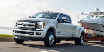 New Ford Super Duty F-350