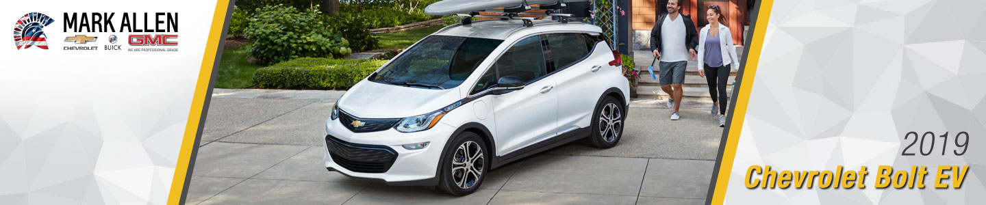 2019 Chevrolet Bolt EV in Glenpool, OK