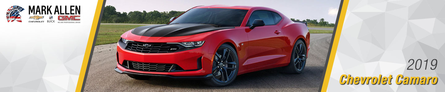 2019 Chevrolet Camaro in Glenpool, OK