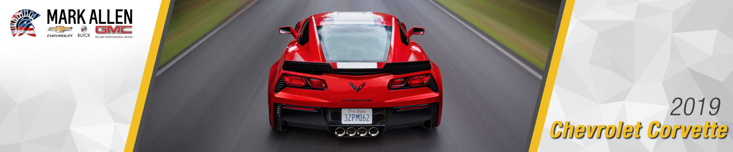 2019 Chevrolet Corvette in Glenpool, OK