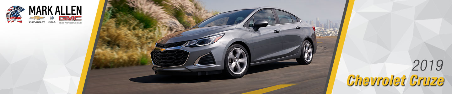 2019 Cruze Compact car for sale in Glenpool, OK
