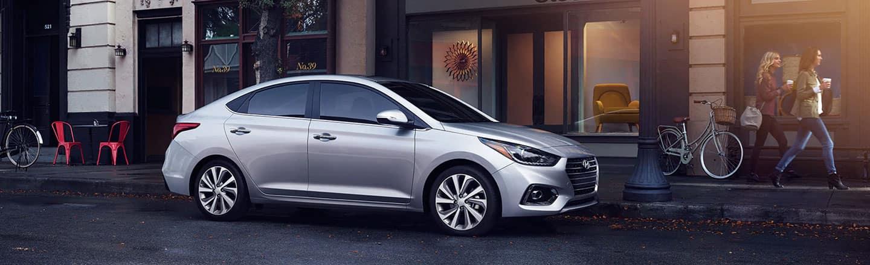 Mitchell Hyundai 2019 Accent
