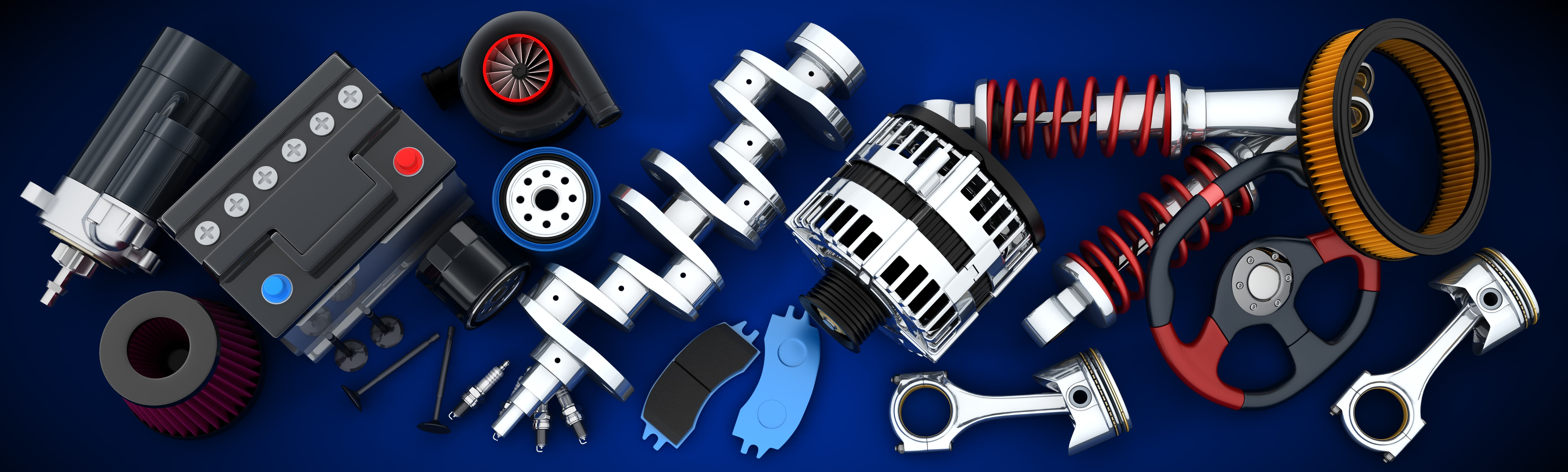 Order Genuine Car Parts From Arlington, Dallas Or Fort Worth, TX