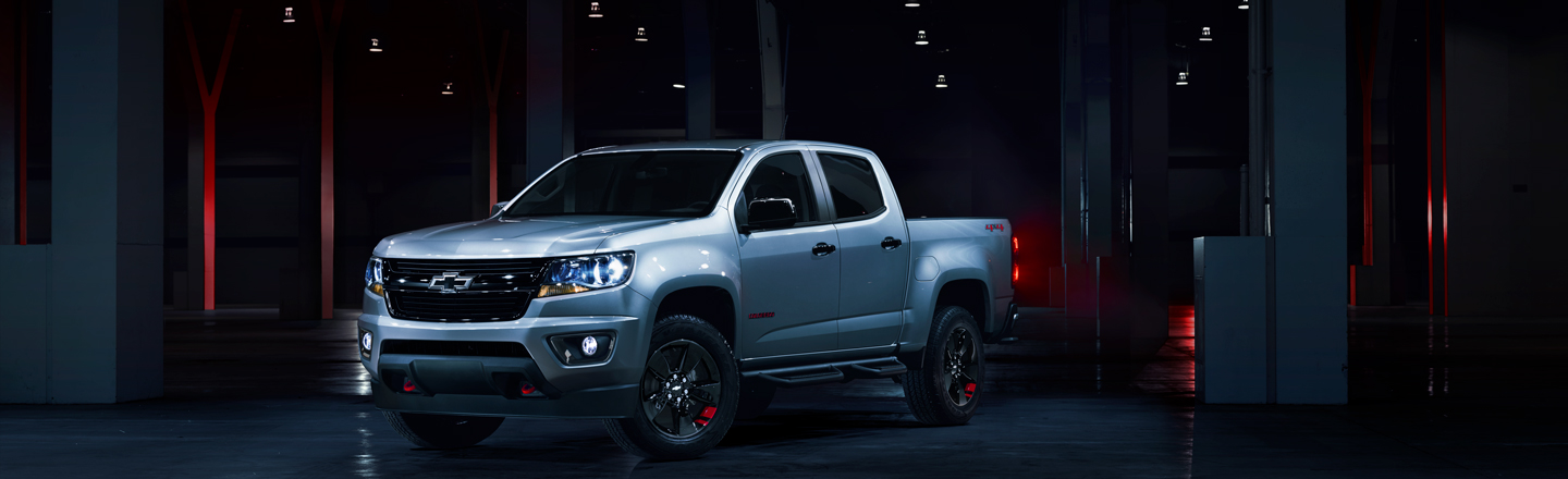 Meet The 2019 Chevrolet Colorado Lineup In Fort Worth, Texas