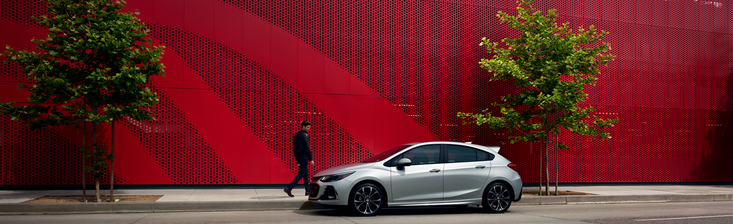 2019 Chevy Cruze Models Now Available In Fort Worth, TX Near Dallas